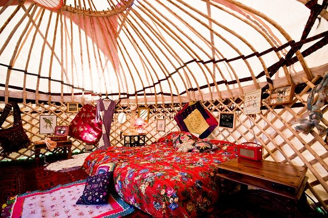 Yurt Marquee - Dream Occasions