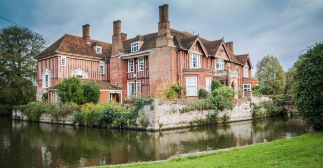 Venue Focus: Boxted Hall