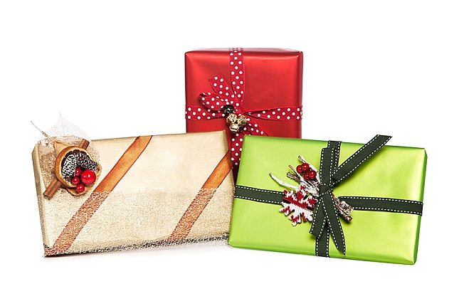 Christmas Gift Wrapping - Dream Occasions
