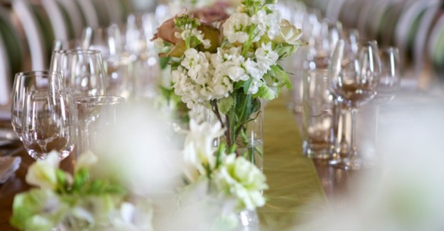 The Week of a Wedding Planner