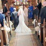 Gary-Tess-WeddingAisle-runner