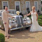Gary-Tess-WeddingThe-car