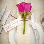 Guy-Caroline-WeddingNapkin-rose