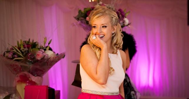 A glamorous 21st at Ingatestone Hall, Essex