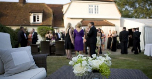 Planning the perfect garden party