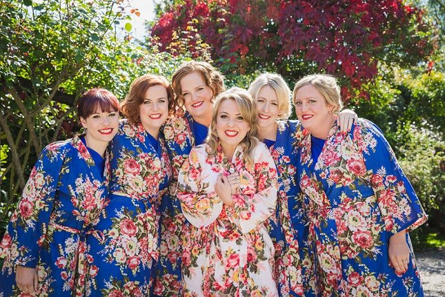 Pre-Ceremony Bridesmaid Bonding | Essex Wedding Planner | Dream Occasions