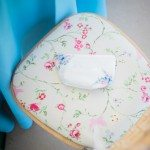 Cath Kidston Style Seat Pads