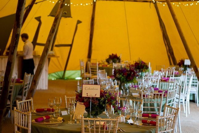 Tipi Events - Dream Occasions