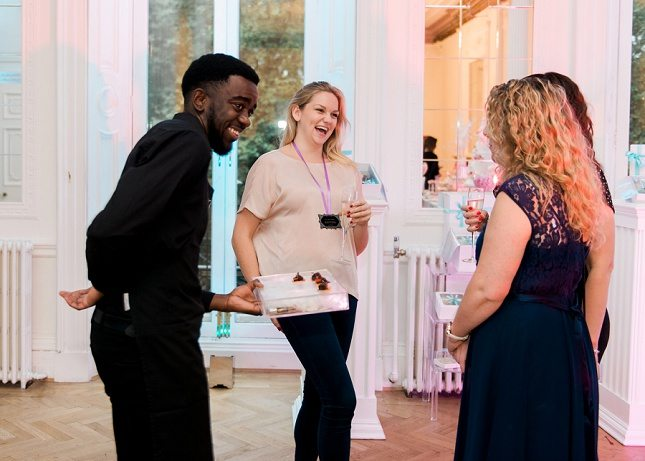 Wedding Planner Event London | UKAWP Mix and Mingle Event | Dream Occasions