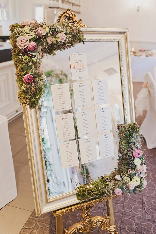 Wedding Table Plan Ideas : Dream Occasions