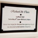 claire-richard-32-Wedding Postbox sign