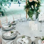 luxury marquee wedding