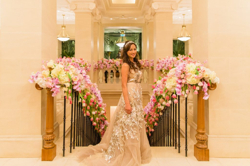 Karen Tran Royal Wedding Inspiration