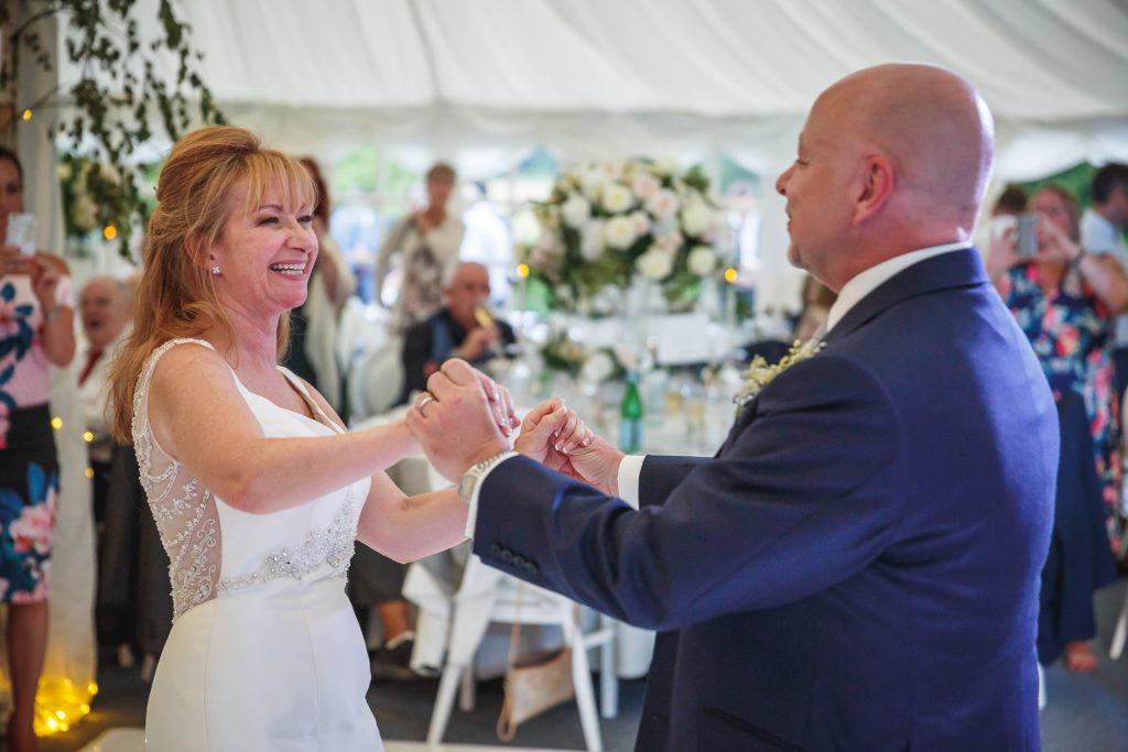 Bernadette Chapman wedding planner