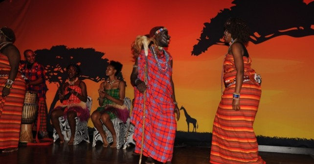 An African Themed 50th Birthday Party