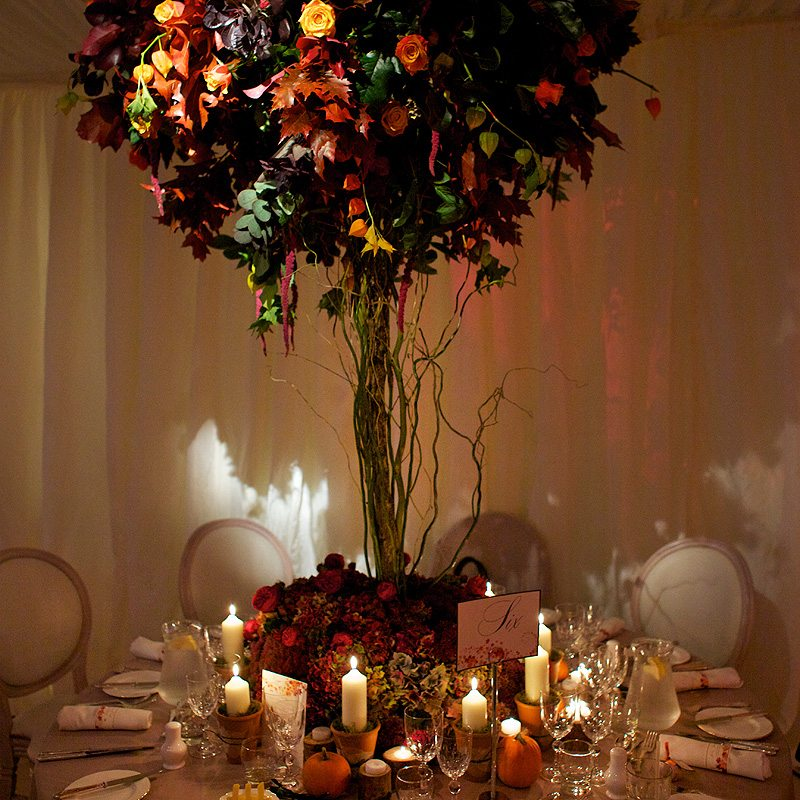 Autumnal-50th-Birthday-Party14-Autumnal-Table-Setting