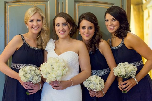 Choosing your bridal party for your wedding. By Dream Occasions wedding planner.