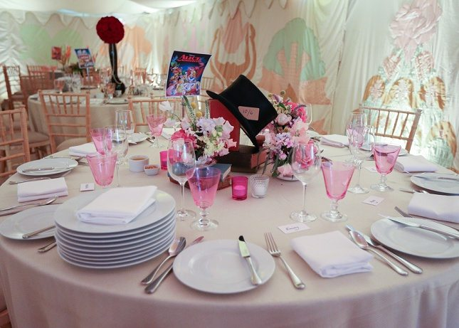 Disney Themed 21st Birthday Party | Surrey Party Planner | Dream Occasions