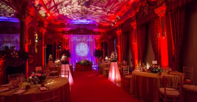 An Intimate wedding at Hylands House, Essex