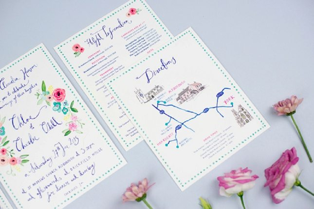 Personalised Wedding Welcome Pack's | Dream Occasions