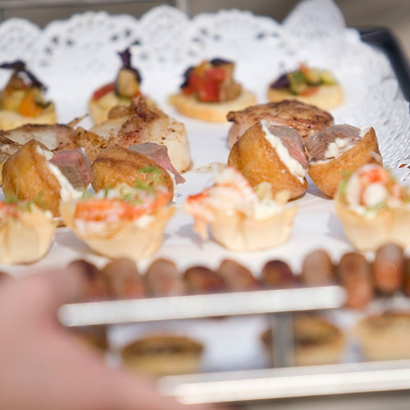 Retirement-PartyCanapes