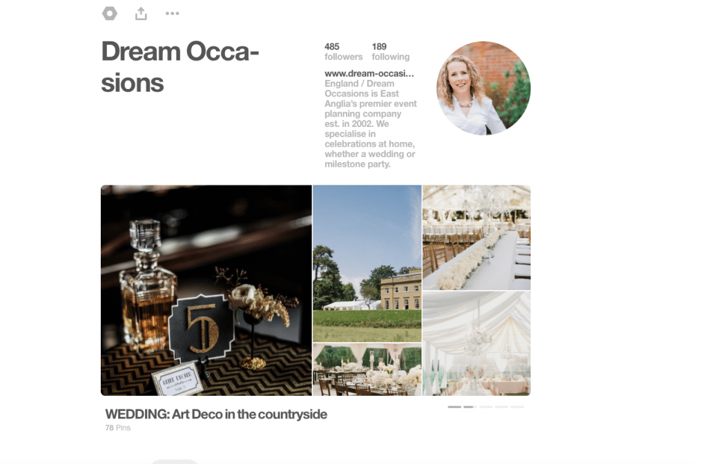 dream-occasions-pinterest