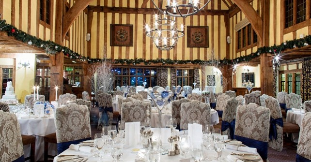 Tips for a winter wedding