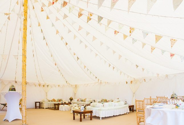 Traditional Pole Marquee