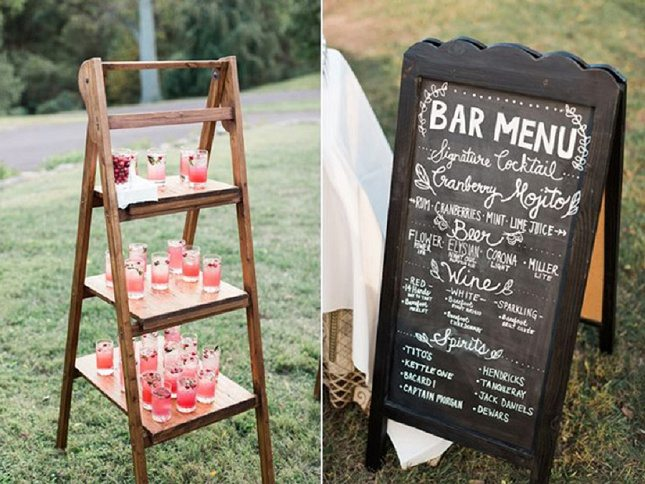 Wedding Signature Cocktails | Dream Occasions