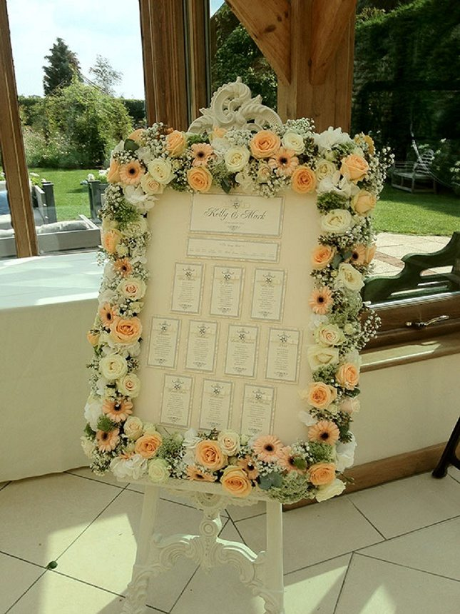 Wedding Table Plan Ideas - Dream Occasions