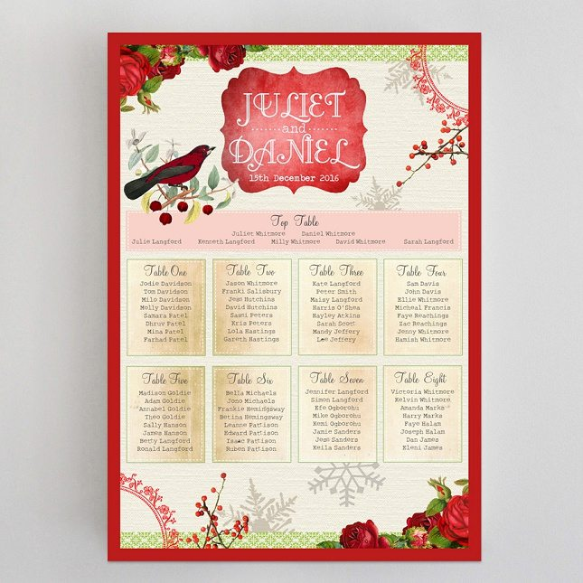 Wedding Table Plan Ideas011