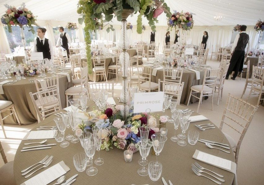 Elegant Marquee in Suffolk